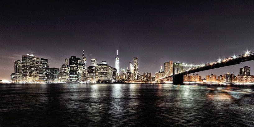 New York 2 van Michel Groen