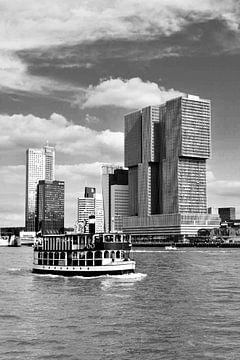 Rotterdam De Rotterdam Kop van toid Maas von Marco van de Meeberg