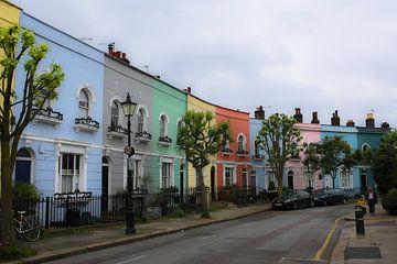 Kelly street, Camden town von Omri Raviv