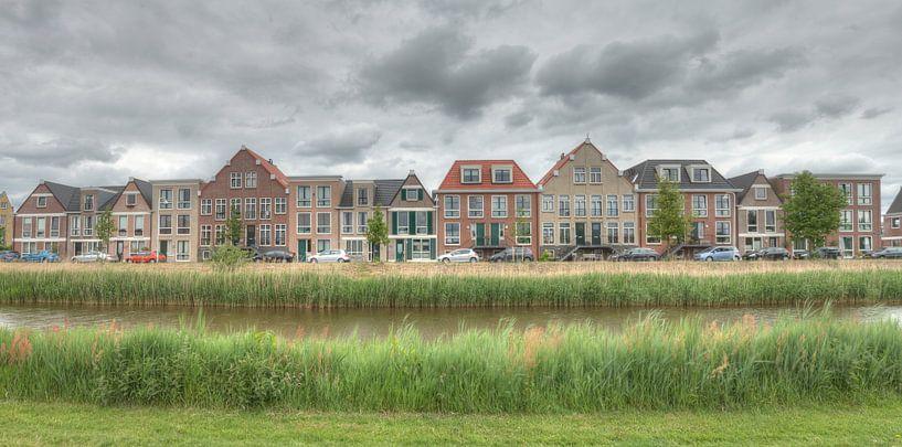 """Panorama """"Weteringskade"""" Amersfoort van Sieger Homan"""