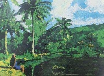 Polynesië van Harry Gijsberts