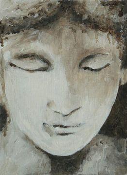 Face III van Linda Dammann