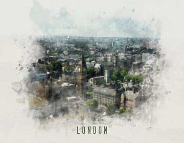 Londres sur Christa van Gend