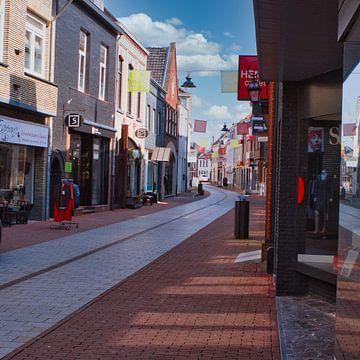 Stilte in de stad Weert van JM de Jong-Jansen