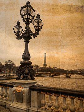 Parijs met een antieke look van Katrin May