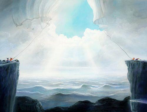 Opening van de lucht van Silvian Sternhagel