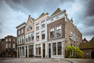 Grotekerksbuurt, Dordrecht van David Bleeker