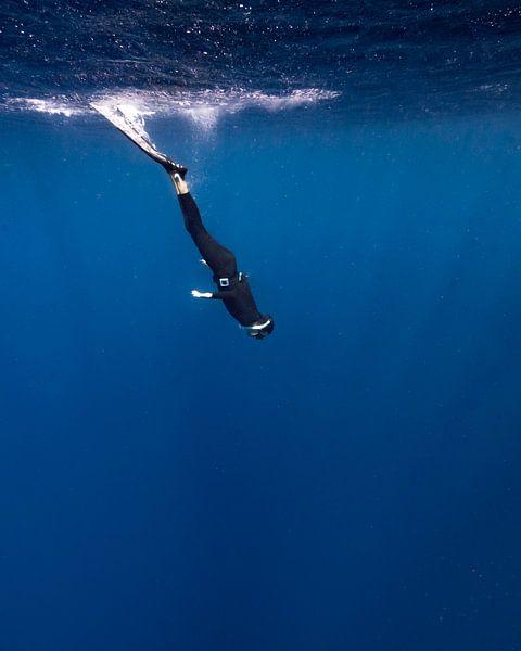 Diep snorkelen van Eric van Riet Paap
