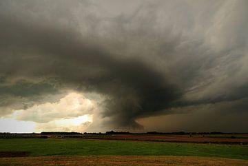 Beginnende Tornado van Harry Kool