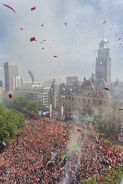 Feyenoord landskampioenschap van
