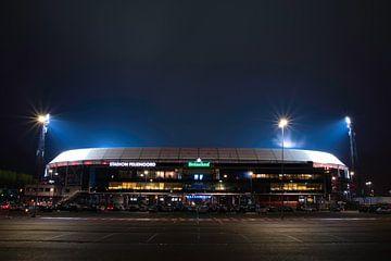 De Kuip Rotterdam van Jim Looise