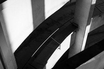 Dramatisch gebouw van David Heyer