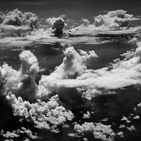 Zielen van de lucht II van Tjeerd Paul Jacobs