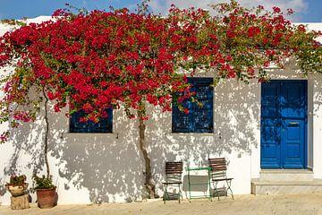 Kleurrijk Paros, Griekenland van Adelheid Smitt