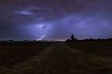 Blitz über Simpelveld (High-ISO) von Francois Debets