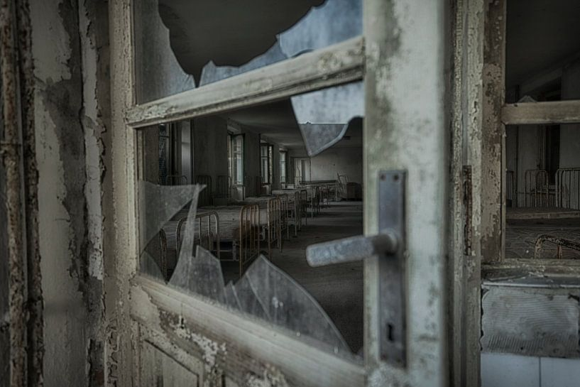 Dormitory van Kirsten Scholten