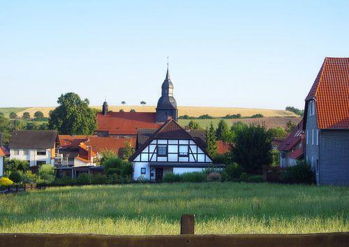 Dorfidylle von