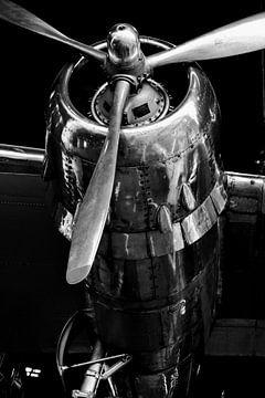 Luftstrom, Metallflugzeug von E.H. Efek