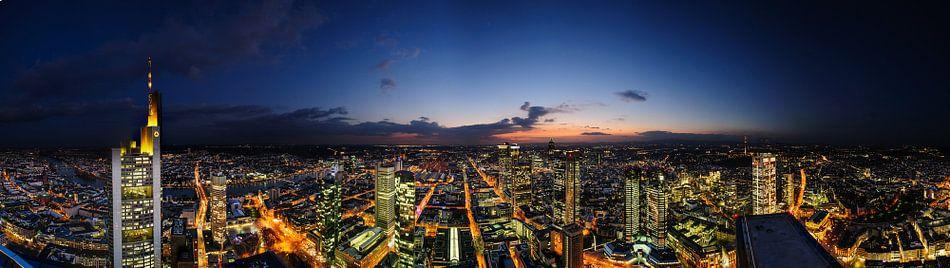 Frankfurt, skyline