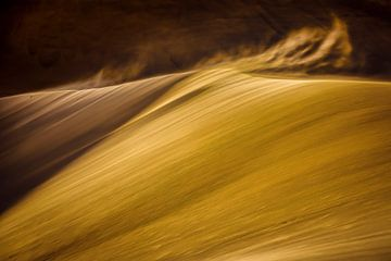 Woestijnwind van Peter Poppe
