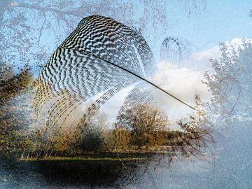Regal DaneHarvest Landscape von Ab Wisselink