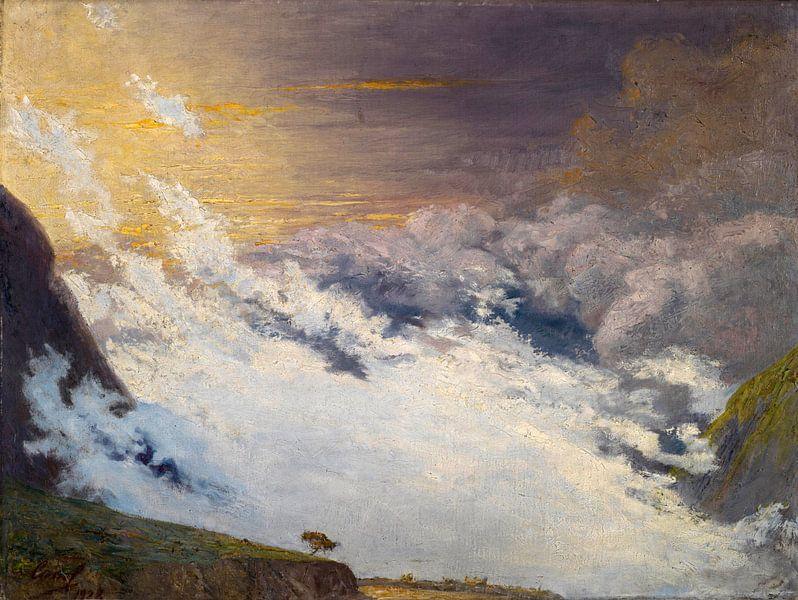 Francisco Antonio Cano Cardona~Nebel von finemasterpiece