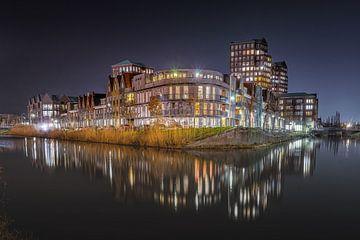 Nederlandse nieuwbouw wijk, Amersfoort van Dennis Donders