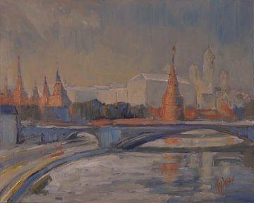 Kreml von Nop Briex