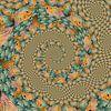 Spiraal van Spiralen van Tropische Vissen van Tis Veugen thumbnail