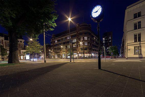 Veerkade Rotterdam van Rob van der Teen