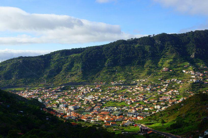 Machico, Madeira van Michel van Kooten