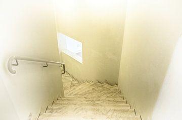Die Treppe hinunter von Erik Reijnders