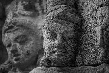 Borobudur von Chris Moll