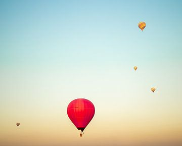 Ballon van Alexandre Peres