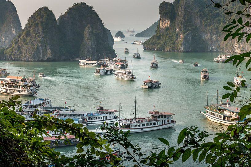 Vietnam | Ha Longbaai van Mrs van Aalst