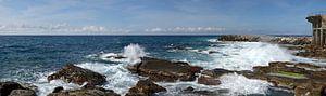 Bord de mer à Bordighera