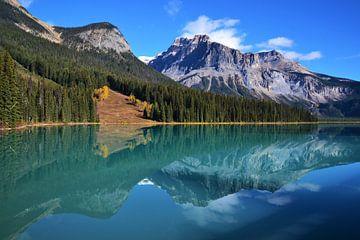 Smaragdsee - Yoho-Nationalpark - Kanada von Egbert van Ede