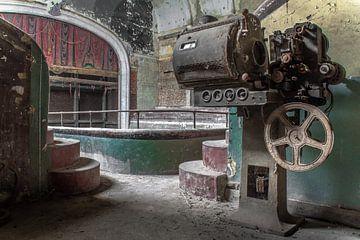 Cinéma Urbex sur Olivier Van Cauwelaert