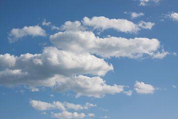 Italiaanse wolken sur Marco de Groot