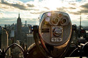 New York Empire State Building van Suzanne Brand