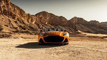 Aston Martin DBS Superleggera Volante van Dennis Wierenga