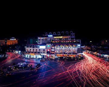 Hanoi Verkeer van Sebastiaan Hamming