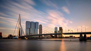 Une minute à Rotterdam
