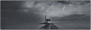phare Cheval de Marken sur Remco Schoonderwoert