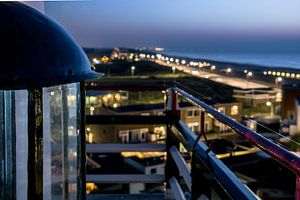 Katwijk bij nacht