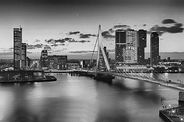 Rotterdam aan de Maas  von Rob van der Teen