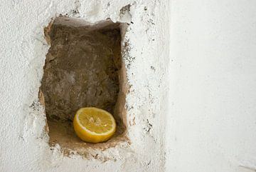 geurende citroen van Laura Weijzig