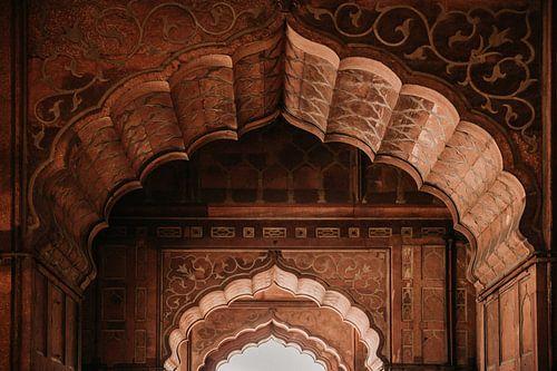 Bogen in prachtig paleis in India (gezien bij vtwonen)
