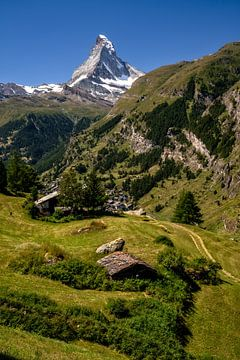 Zermatt und das Matterhorn von Achim Thomae