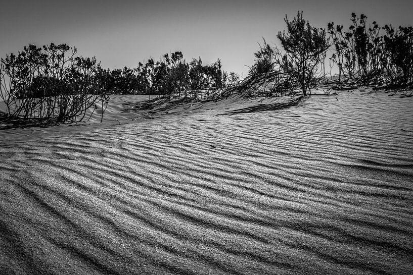 Zand golven in Australie van Eefke Smets